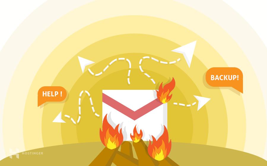 Comment sauvegarder vos mails rapidement ?