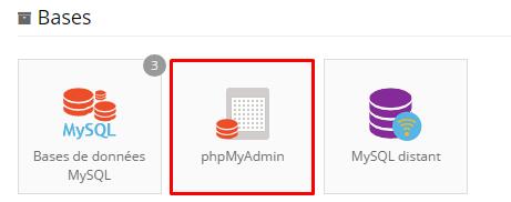 phpmyadmin hostinger