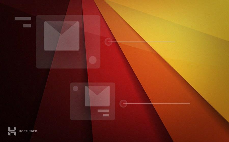 Maîtriser la section Emails facilement et rapidement sur Hostinger