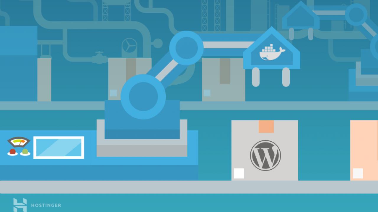 Installer WordPress sur Docker facilement en 2 étapes