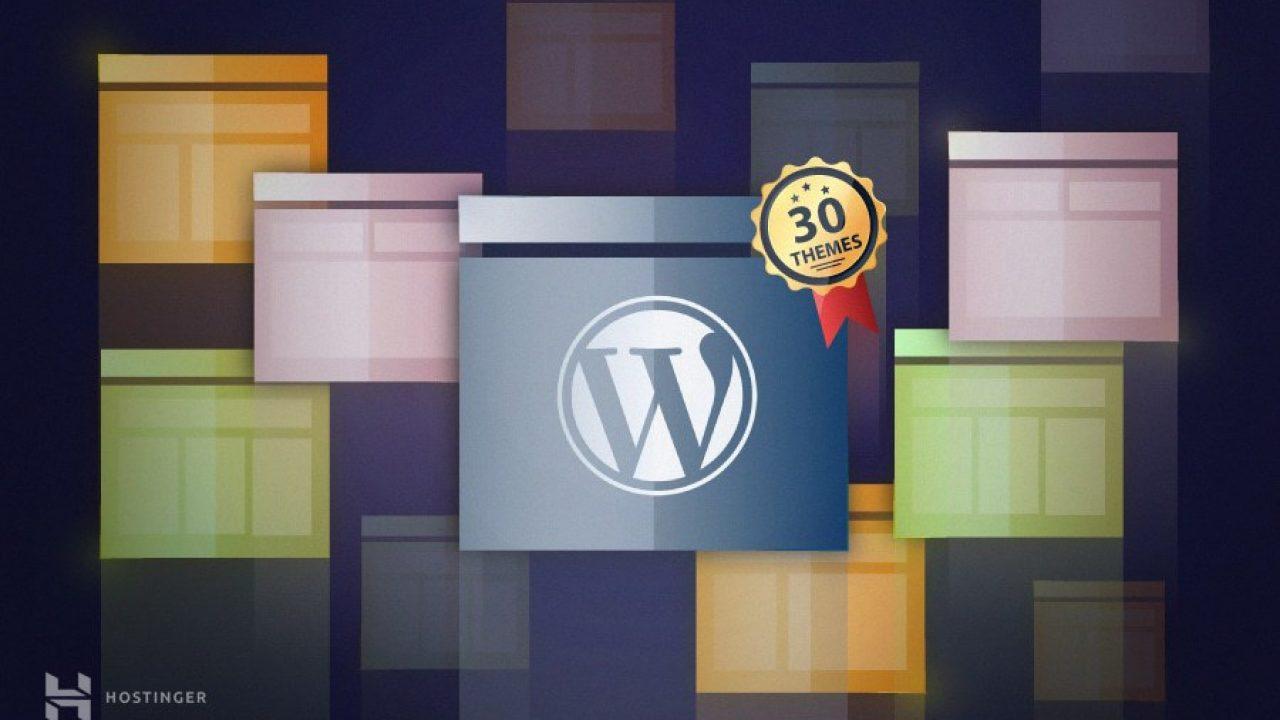 Meilleur Site Pour Photographe 30 des meilleurs thèmes wordpress gratuits à tester d'urgence