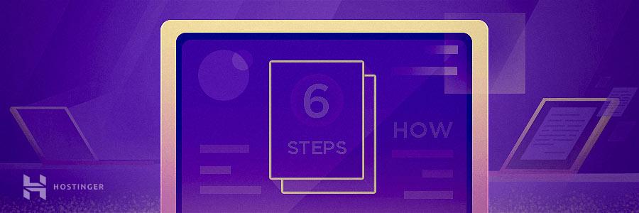 comment créer un blog en 6 étapes