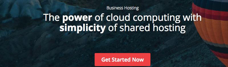 créer un blog avec hébergement business