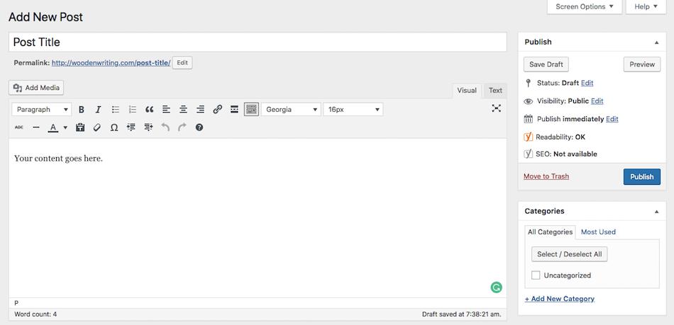 ajouter-wordpress