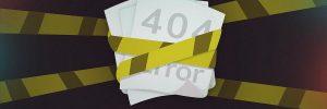 fixer erreur 404 wordpress