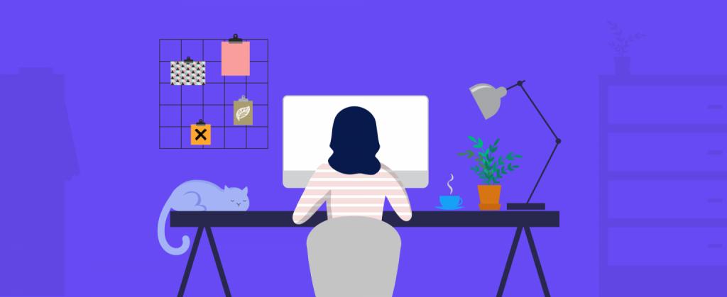 Comment travailler à domicile : 6 conseils de Hostinger pour augmenter votre productivité