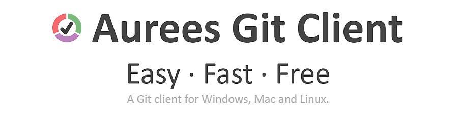 Client Git Gui Aurees