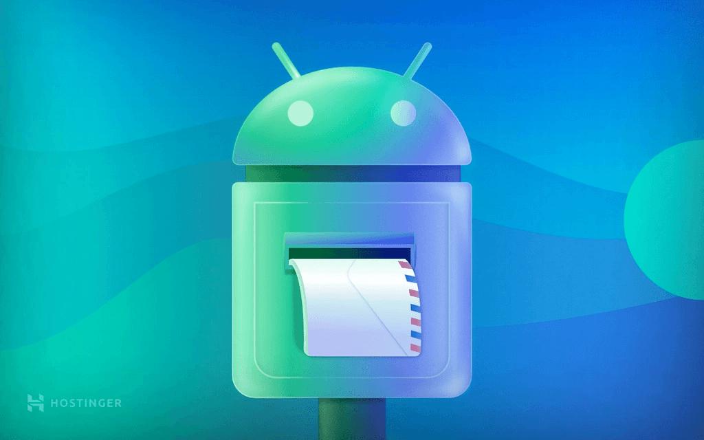 Comment configurer un compte mail sur Android