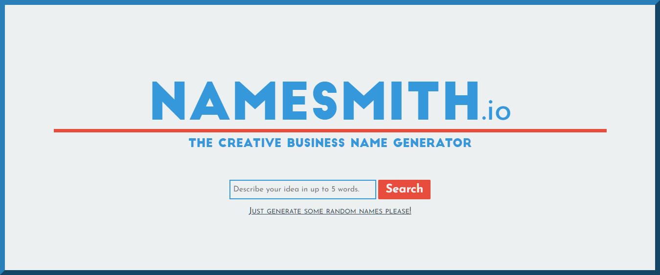 Name Smith
